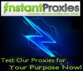 Instant Proxies Review
